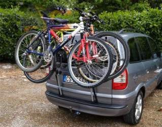 Bagażnik rowerowy na tylną pokrywę MENABO Main