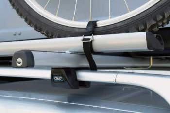 Pasek zaciskowy obręczy rowerowych - Parciany