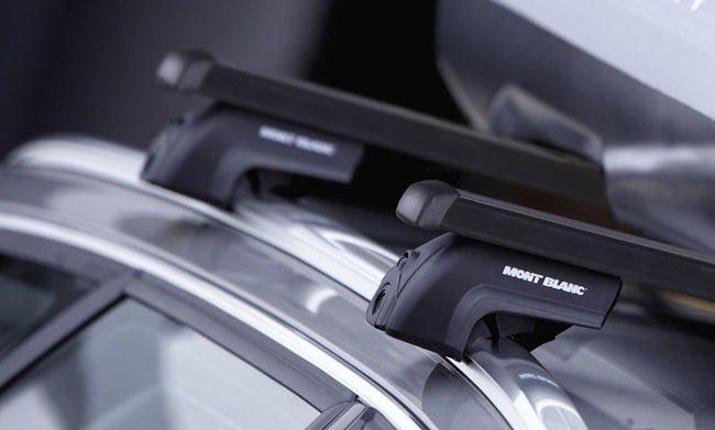 Bagażnik  Hyundai, Kia reling zintegrowany  MONT BLANC