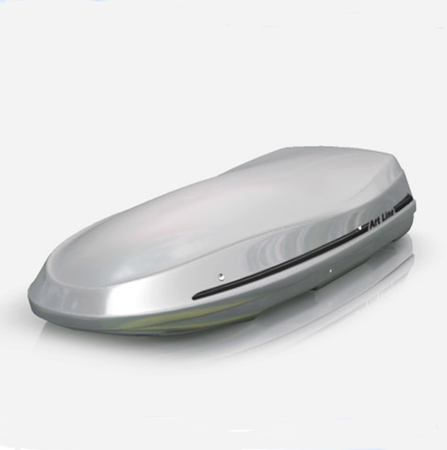 Bagażnik samochodowy Jost Moby 190 srebrny metalik
