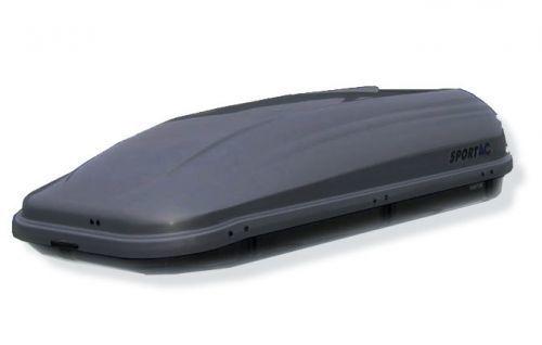 Bagażnik samochodowy  SPORTAC 480 RS grafitowy