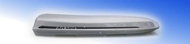 Box dachowy MD 28 metalik srebrny BIAŁE BŁOTA